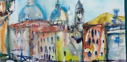 Malreise in der Toskana